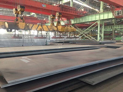 ASTM A283 Gr. C steel plate manufacturer and supplier