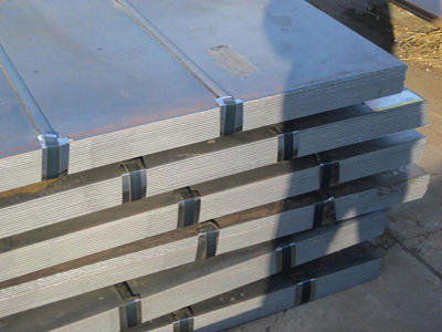 St52-3 steel plate elements and properties