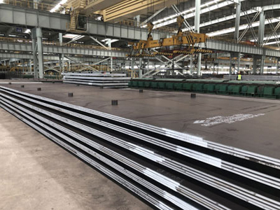 The advantages of 12Cr1MoV alloy steel plate