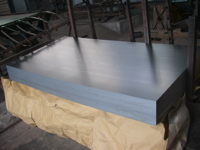 What is the P265GH steel plate material