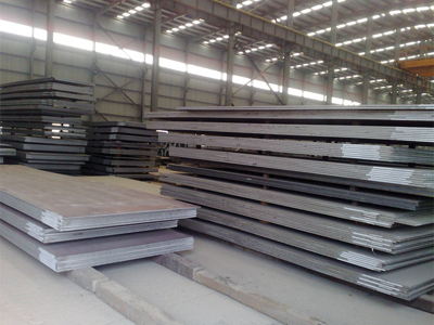 Importance of welding process for A387 Grade 12 steel plate