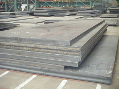 What is the welding method of A572 Gr.50 steel plate