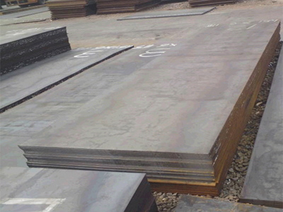 What effect does the sulfur (S) element of 16Mo3 steel plate have on weldability