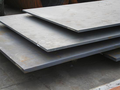 What material is the P355NH boiler steel plate