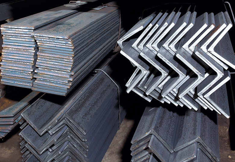 High quality hot rolled A283C angle steel