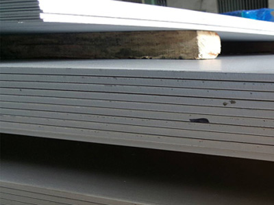 Heat treatment and main properties of 12Cr1MoV steel plate